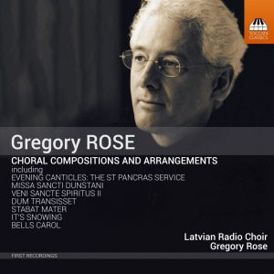 Choral Compositions and Arrangements
