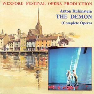 Rubenstein: The Demon (Complete Opera)